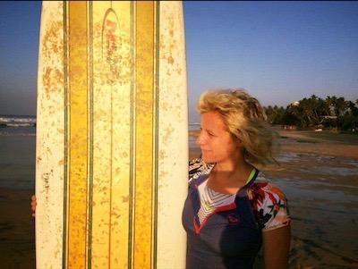 Sophie surf